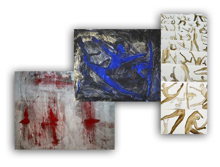 Δείγμα της τέχνης ης Ειρήνης Ράπτη