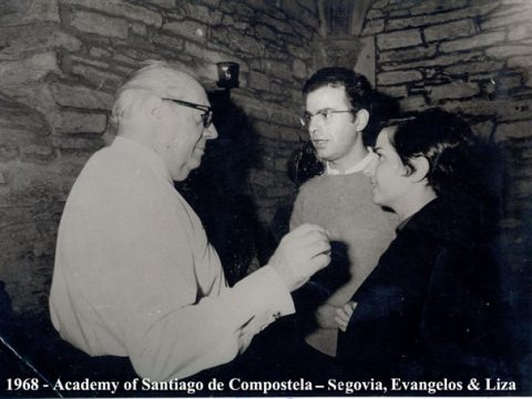 Andres Segkovia